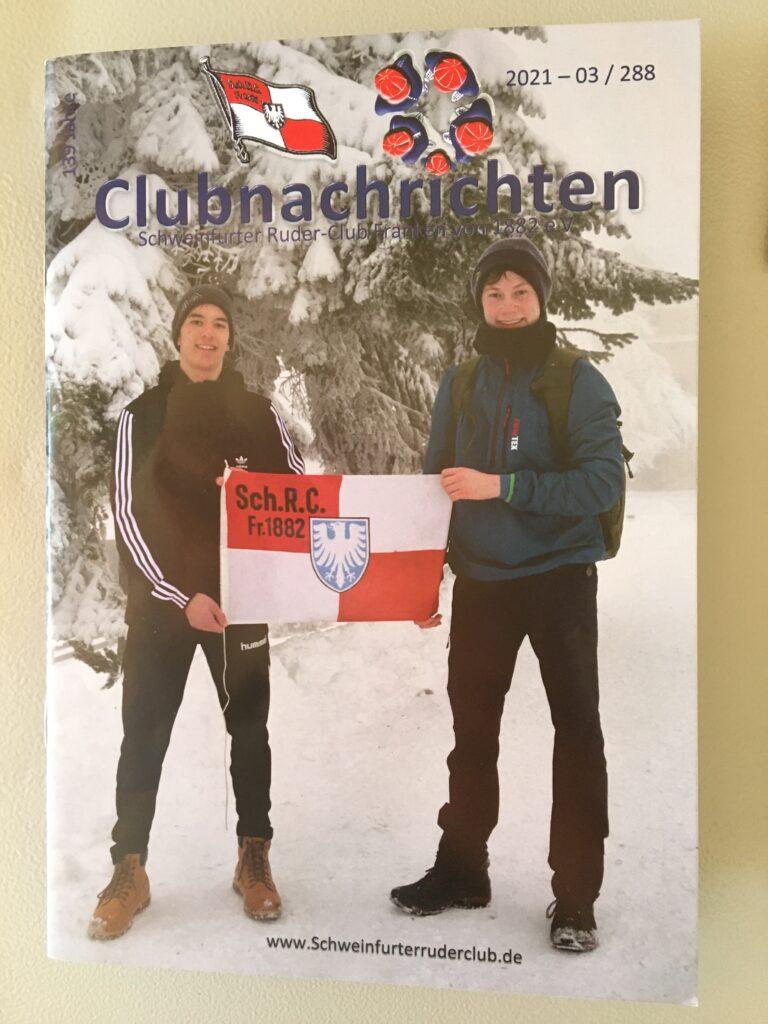 Clubnachrichten #288